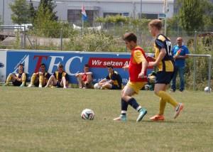 A-Junioren Aufstieg 1. Staerkeklasse 2015 13