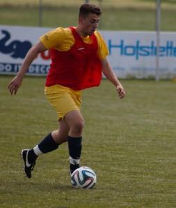 A-Junioren Aufstieg 1. Staerkeklasse 2015 18
