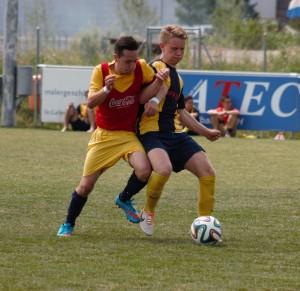 A-Junioren Aufstieg 1. Staerkeklasse 2015 19