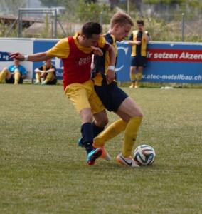 A-Junioren Aufstieg 1. Staerkeklasse 2015 20