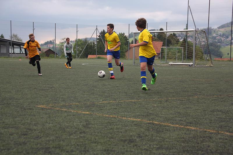 Elia am Ball